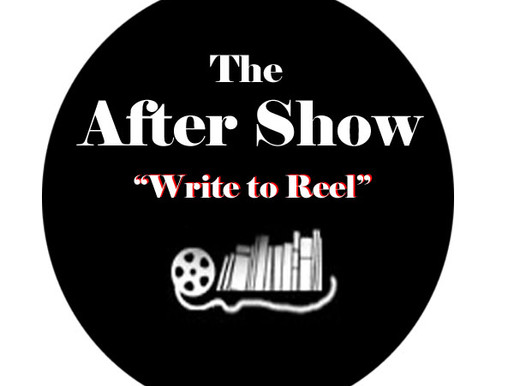 Reminder: Write to Reel: The After Show with McKensie Stewart and Amy Shannon!
