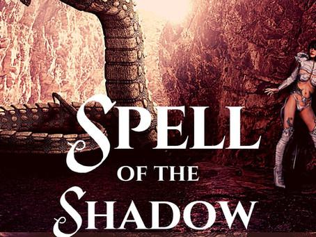 Spell of the Shadow Dragon by Debra Chapoton