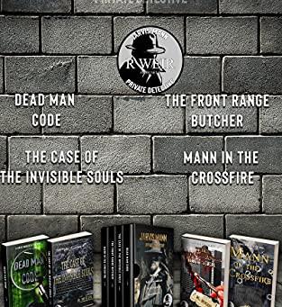 Jarvis Mann Detective Series Box Set Vol 2 by R. Weir