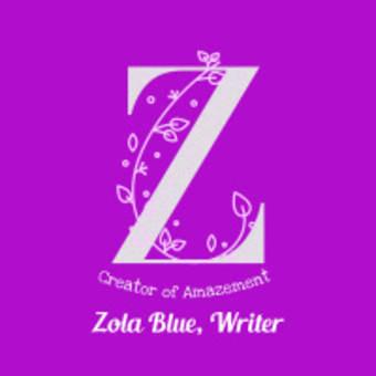 Blog Tour: Zola Blue
