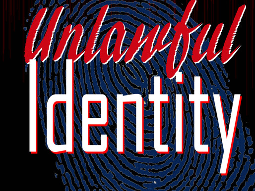 """Latest Release """"Unlawful Identity"""" by Amy Shannon"""