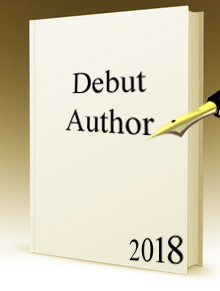 New/Debut Author Showcase coming in October