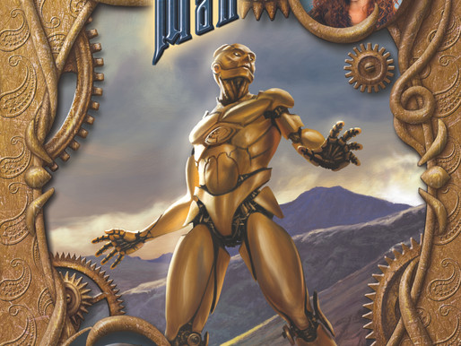 Review Showcase: The Marvelous Mechanical Man by Rie Sheridan Rose