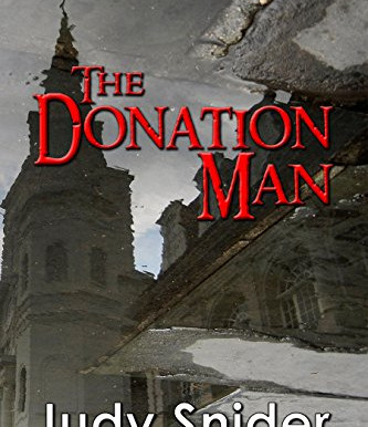 Featured Book Review: The Donation Man by Judy Snider
