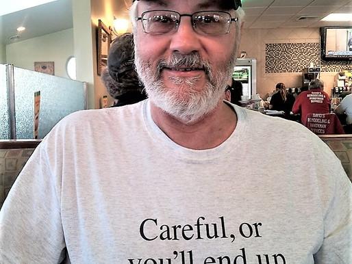 Indie Author Showcase: Larry Diebert