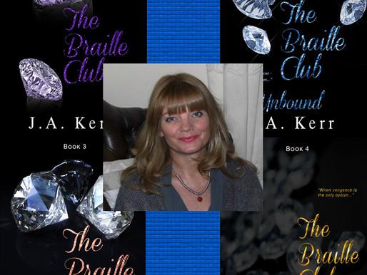 Blog Tour: JA Kerr