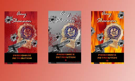 A Whole New Look: Passionate Retribution Series