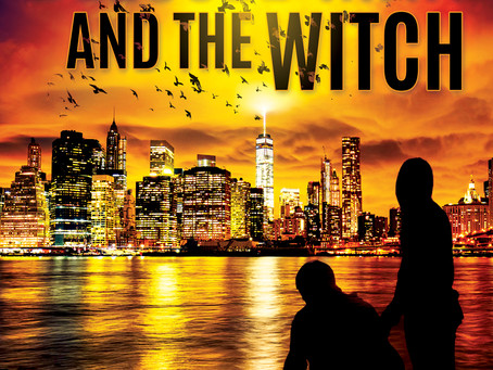 The Blessed Man & The witch by David Dubrow