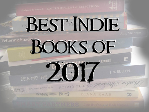 Best Indie Book Title of 2017: Final voting to end 11/30/17