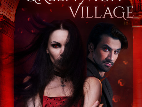 The Vampires Of Greenwich Village by Arjay Lewis