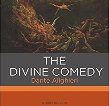 The Divine Comedy by Dante, Illustrated, Hell, by Dante Alighieri