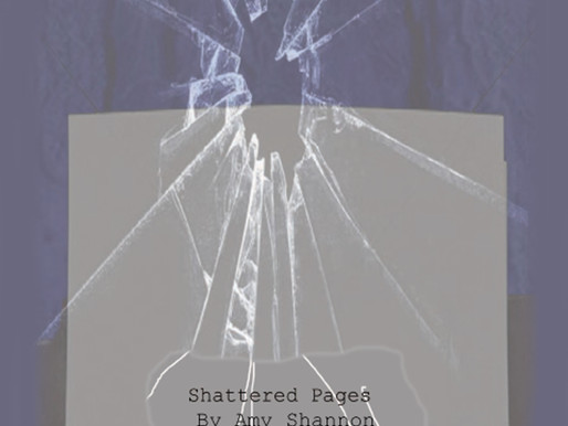 Featured Book: Shattered Pages by Amy Shannon