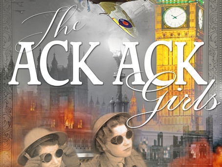 The Ack-Ack Girl by Chris Karlsen