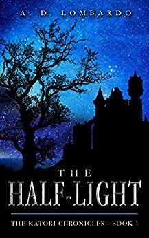 Blog Tour: A D Lombardo's The Half Light