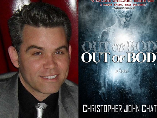 Author Interview: Christopher John Chater
