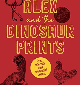 Alex and the Dinosaur Prints by Alex Mika
