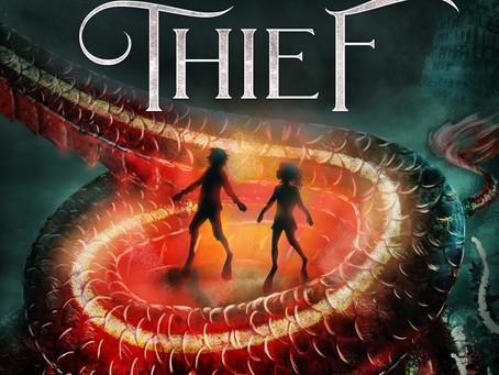 Fallen Thief by A. M. Robin