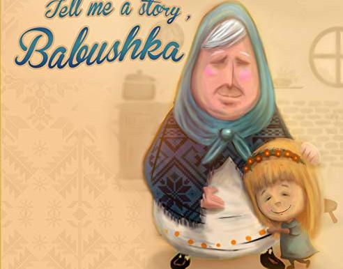 Blog Tour: Carola Schmidt's Tell me a story, Babushka