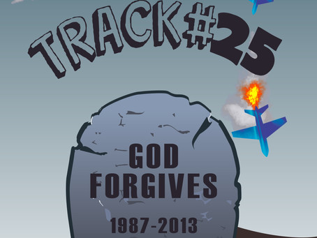 Track #25: God Forgives (Book One & Two) by Tylor Carr