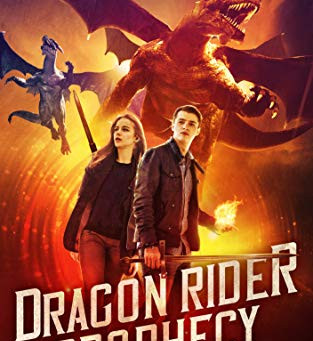 Dragon Rider Prophecy by Andrew Wichland