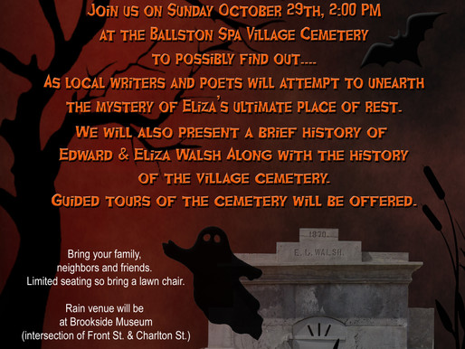 """Local Event: """"Tales from the Crypt"""""""