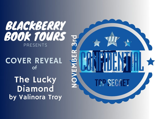 Coming Soon! The Lucky Diamond by Valinora Troy Cover Reveal