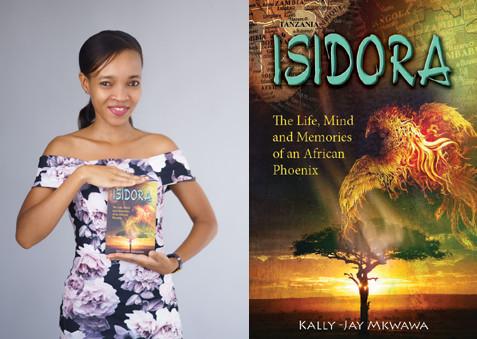 Featured Author: Kally-Jay Mkwawa