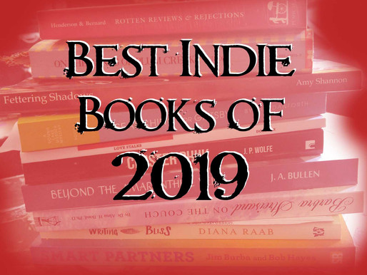 2019's Top 20 Indie Books Contest: VOTE Now: Last DAY