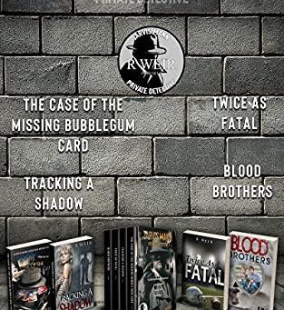 Jarvis Mann Detective Series Box Set Vol 1 by R. Weir