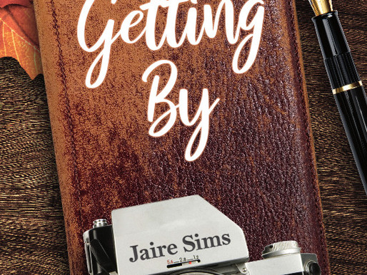 Blog Tour: Jaire Sims' Getting By