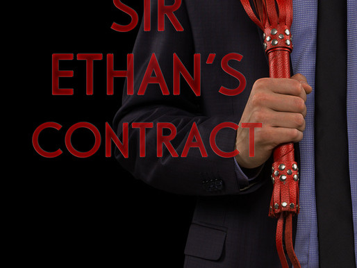 Featured Book: Sir Ethan's Contract by Brina Brady