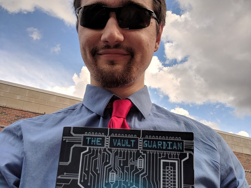New Author Showcase: Thom L. Matthews