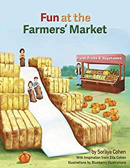 Fun at The Farmers' Market by Alessandra Solis