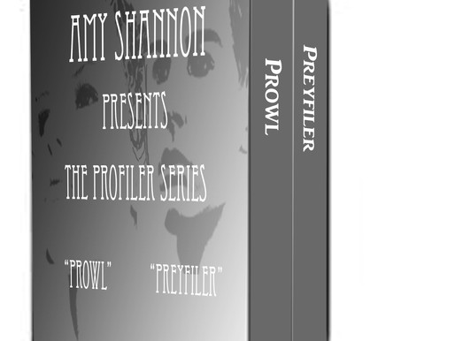 Featured Set: The Profilers Series by Amy Shannon