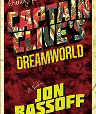 Blog Tour: Captain Clive's Dreamworld by Jon Bassoff