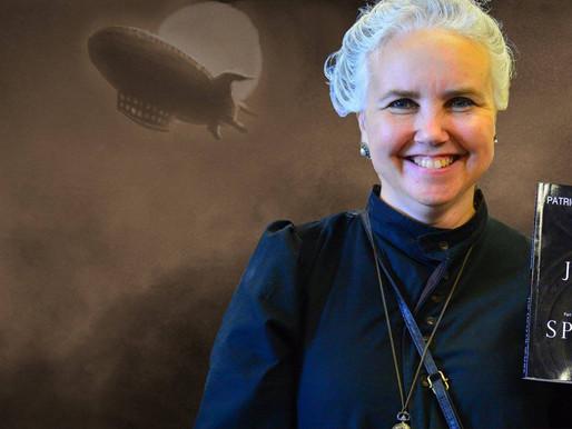 Indie Author Showcase: Patricia Loofbourrow