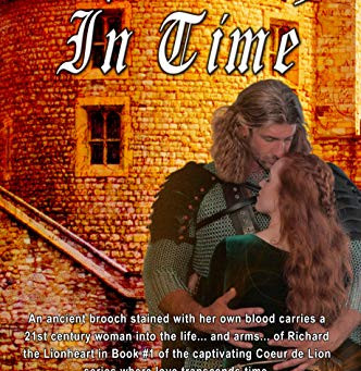A Breach in Time by Pamela Todd-Hunter