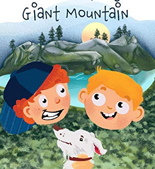 The Sleeping Giant Mountain by Sharon Underwood