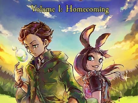 The Many Adventures of Peter and Fi Volume I: Homecoming by Kelvyn Fernandes