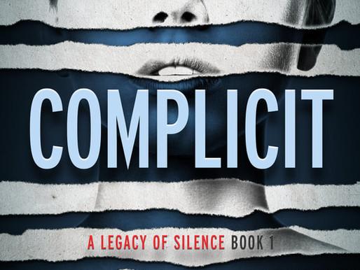 Blog Tour: Amy Rivers' Complicit