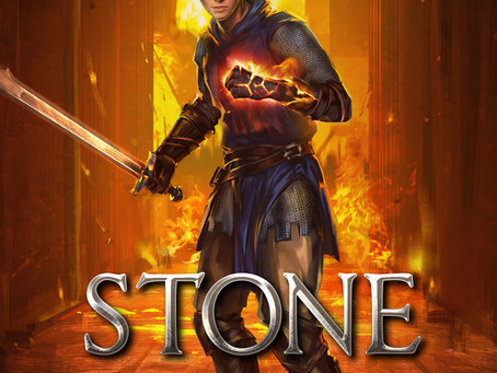 Stone Bound by Eric T Knight