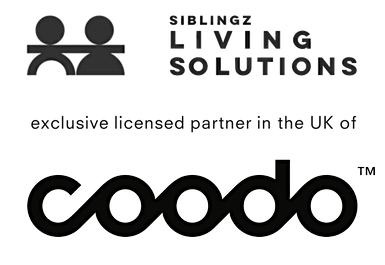 Siblingz Living Solutions coodo UK logo