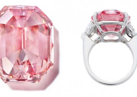 Pink Diamonds Lead The Market in 2018
