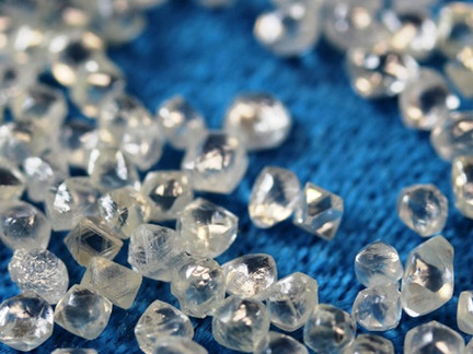 """THE NATURAL DIAMOND INDUSTRY SAYS """"NO"""" TO SYNTHETICS"""