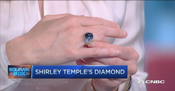 Blue Diamond Aldo Dinelli IconJewels