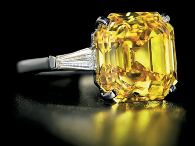Fancy Colored Diamonds Stay on The  Rise for  2018-2019