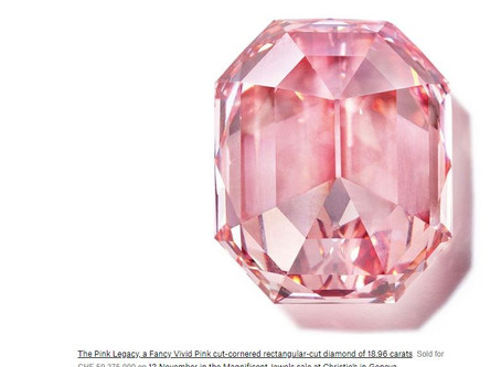 The Leonardo Da Vinci Of Diamonds -