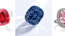 Color diamonds Are Hot And Only Increasing in Value!