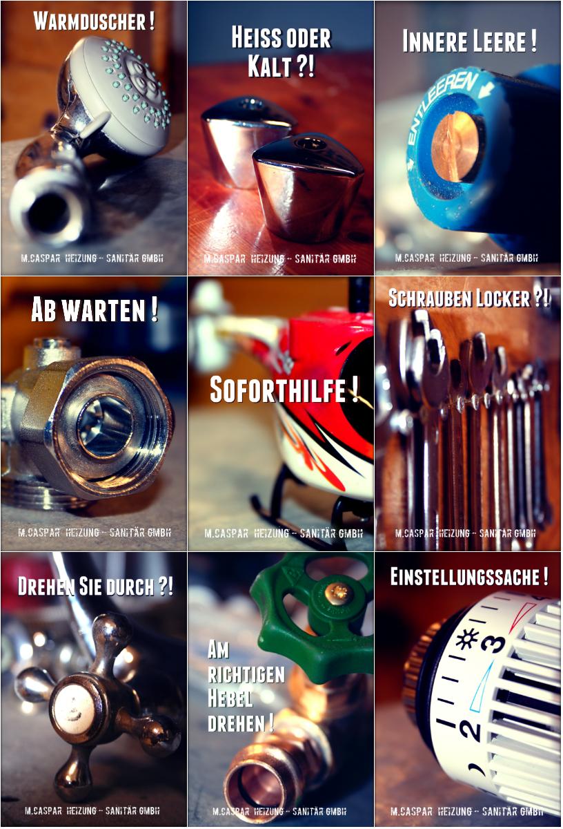M.Caspar Sanitär und Heizung GmbH