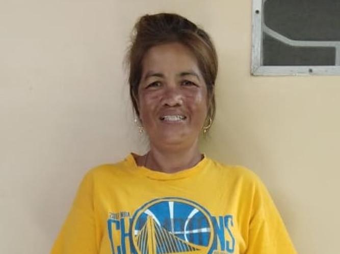 Evangeline, 43yo